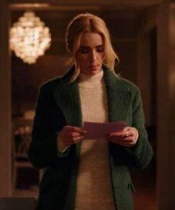 Ginny and Georgia Green Coat