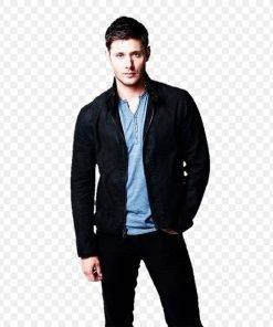 Jared Padalecki Supernatural Season 14 Brown Jacket