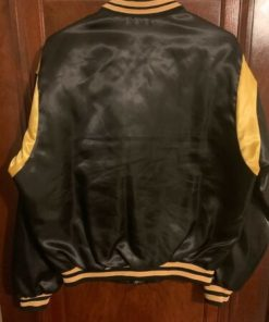 Snoop Dogg Vintage Pittsburgh Steelers Jacket