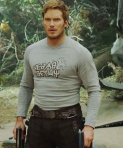 Guardians Of The Galaxy 2 Star Lord T-Shirt