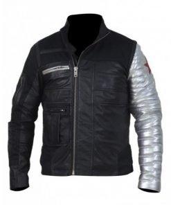 Winter Soldier Civil War Jacket