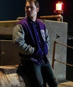 13 Reasons Why Bryce Walker Letterman Jacket
