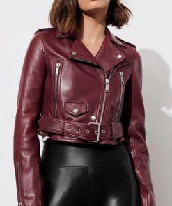 13 Reasons Why S4 Jessica Davis Jacket