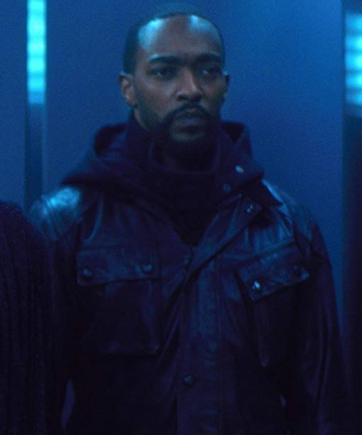 Altered Carbon S02 Takeshi Kovacs Leather Jacket