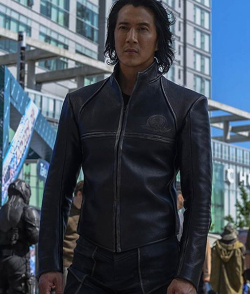 Altered Carbon Stronghold Kovacs Jacket