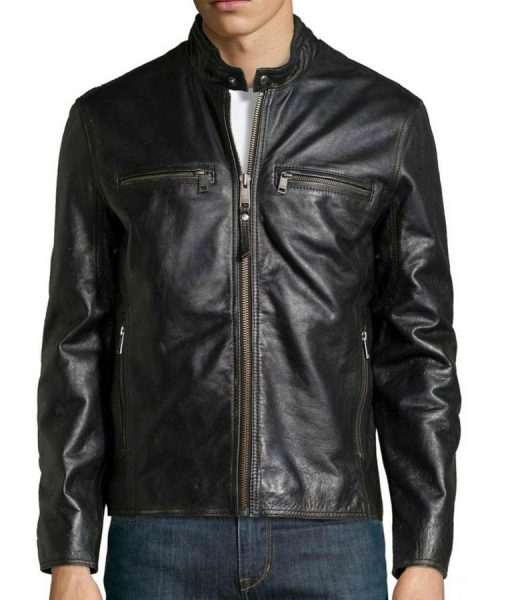Altered Carbon Takeshi Kovacs Biker Jacket