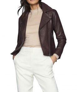 Big Sky Jenny Hoyt Leather Jacket