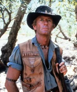 Crocodile Dundee Paul Hogan Vest