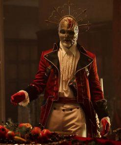 Doom Patrol Season 02 Red Jack Coat