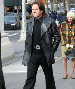 Ewan McGregor Halston Mid-length Coat