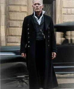 Fantastic Beasts 2 Gellert Grindelwald Coat
