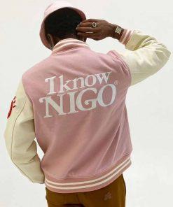I Know Nigo Jacket