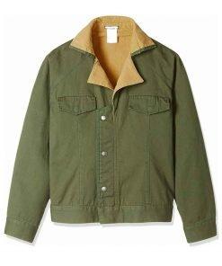 Iron-Blooded Orphans Green Orga Itsuka Tekkadan Jacket