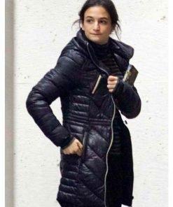 Venom Jenny Slate Coat