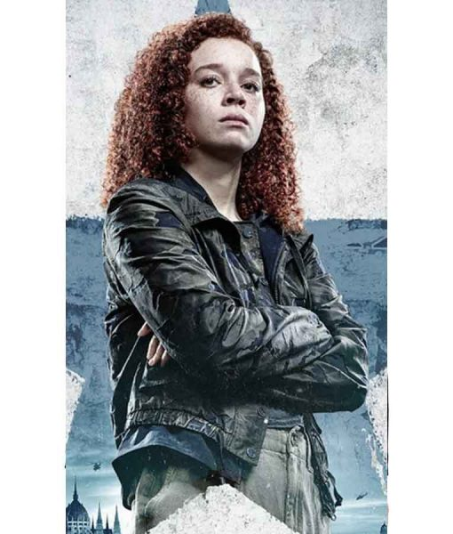 Erin Kellyman The Falcon and The Winter Soldier Jacket