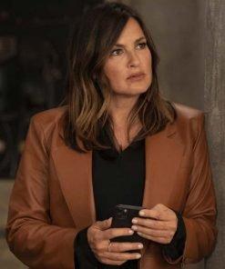 Olivia Benson Law and Order Blazer