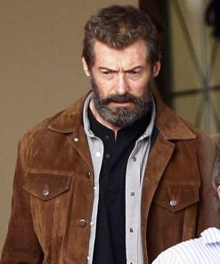 X-Men Logan Hugh Jackman Jacket