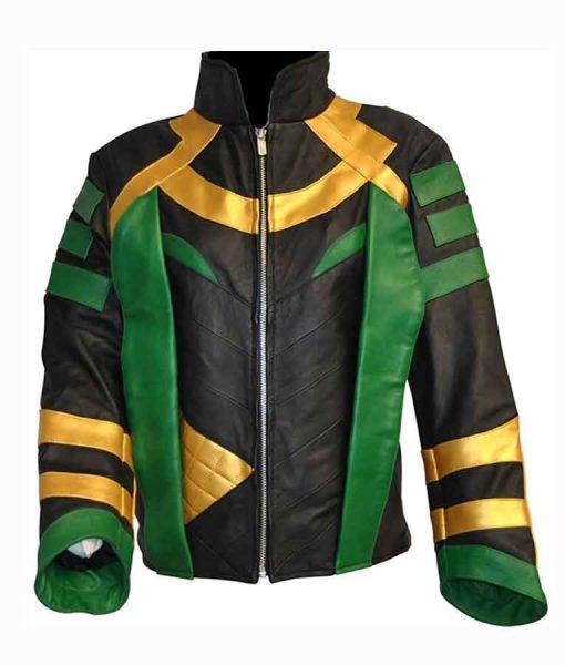 Loki Leather Jacket