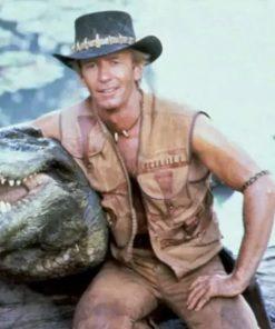 Crocodile Dundee Paul Hogan Vest