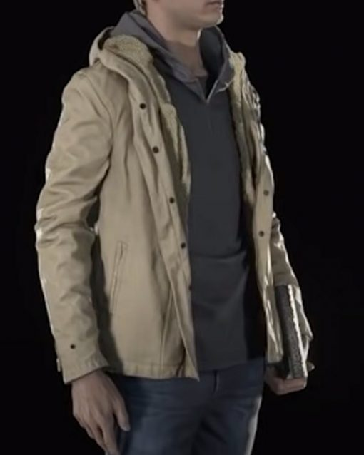 Resident Evil Village Jacket with Hood