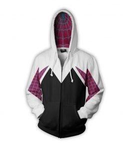 Spider-Man Stacy Gwen Hoodie