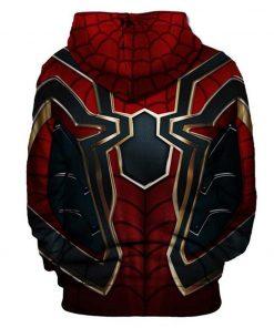 Spider-Man Avengers Infinity War Hoodie