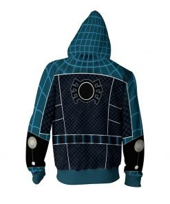 PS4 Spider-Man Fear Itself Hoodie