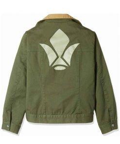 Tekkadan Green Jacket