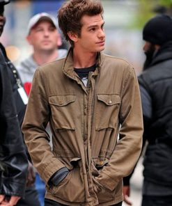 Peter Parker The Amazing Spider Man Jacket