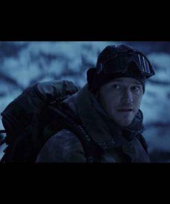 Chris Pratt Brown Suede The Tomorrow War Dan Leather Jacket