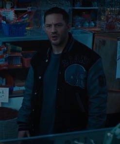 Tom Hardy Venom: Let There Be Carnage (2021) Eddie Brock Bomber Jacket
