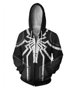 Venom Black Hoodie