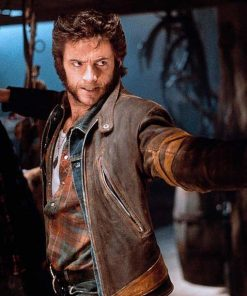 X-Men 2 Wolverine United Jacket