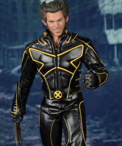 X-Men Wolverine The Last Stand Motorcycle Jacket