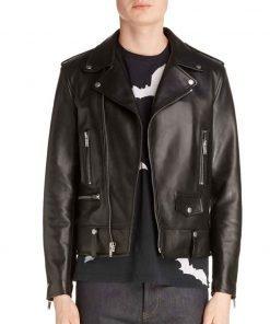 Younger Season 07 Josh Black Leather Jacket