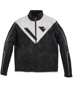 Superman Beyond Leather Jacket