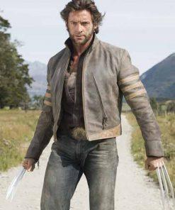 X-Men Wolverine Origins Jacket