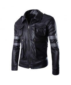 Leon Kennedy Leather Jacket