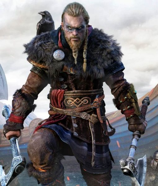 Assassin's Creed Valhalla Eivor Coat