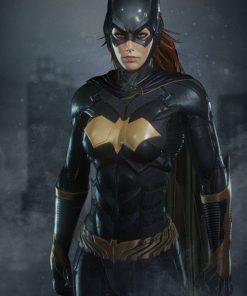 Batgirl Batman Arkham Knight Jacket