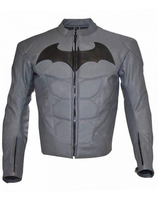 Batman Arkham Knight Grey Jacket