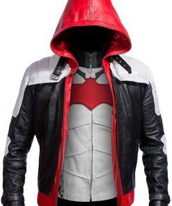 Batman Arkham Knight Hoodie Jacket