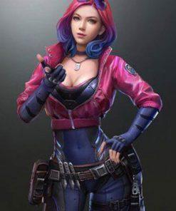 Cyberpunk 2077 Kira Madroxx Jacket