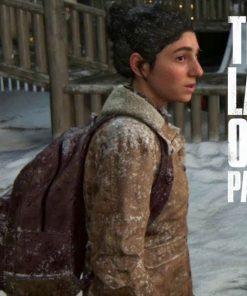 The Last Of Us Part II Dina Leather Jacket