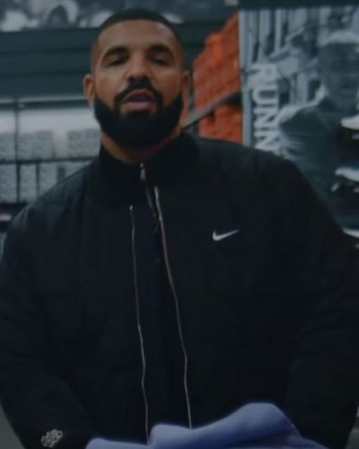 Drake Laugh Now Cry Later Bomber Jacket