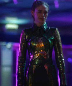 The Flash Season 07 Mirror Master Coat
