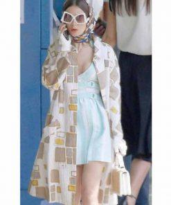 Emily In Paris S02 Lily Collins Coat