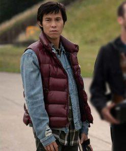 Jason Tobin F9: The Fast Saga Puffer Vest