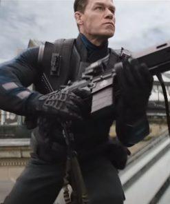 Jakob Toretto Fast and Furious 9 John Cena Black Vest