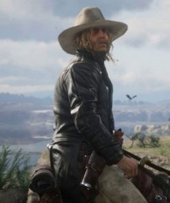 Game Red Dead Redemption II Micah Bell Tail Coat